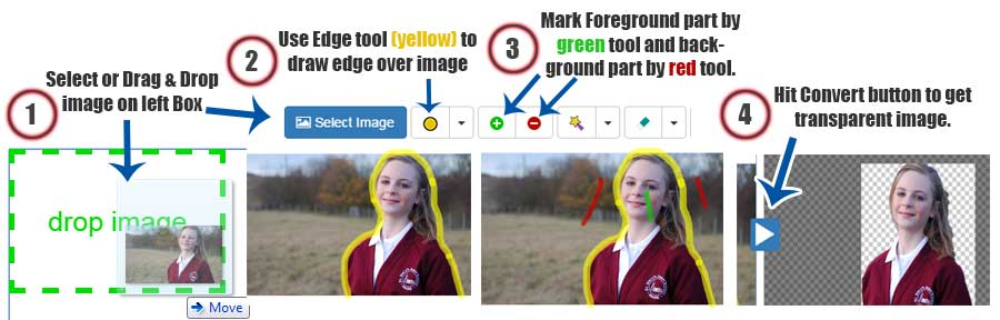 Image Background Remover Online Tutorial